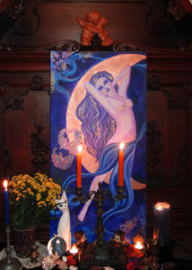 mond-altar