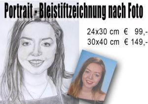 portraitzeichnung-maedchen